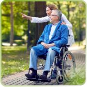 輪椅及助行用品